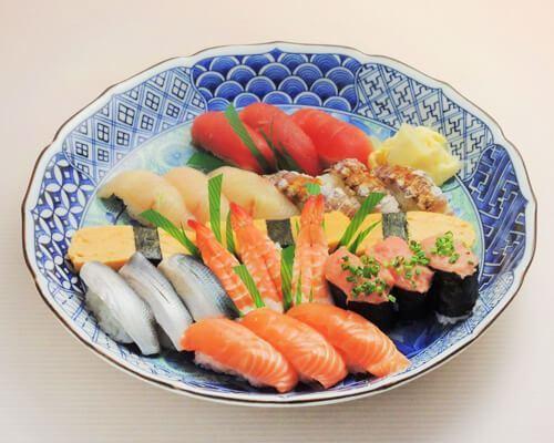 上寿司盛【特上】の写真